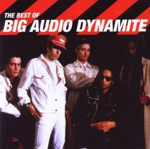 BIG AUDIO DYNAMITE - THE BEST OF (CD)