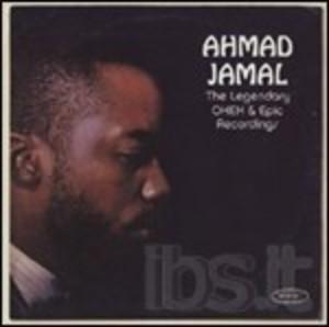 AHMAD JAMAL - LEGENDARY OKEH + EPIC SESSIONS (CD)
