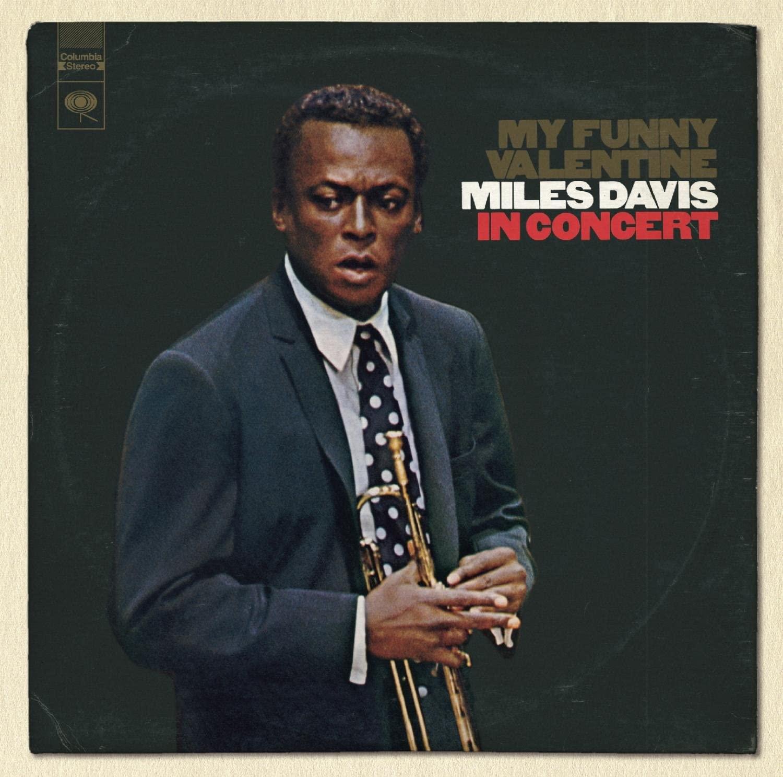 MILES DAVIS - MY FUNNY VALENTINE IN CONCERT (CD)