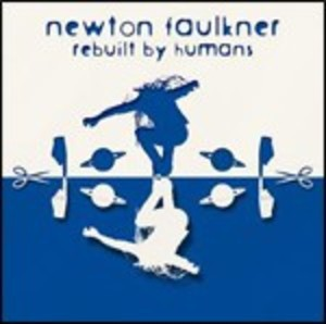 REBUILT BY HUMANS (CD)