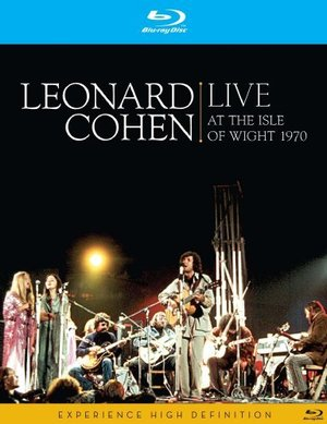 LEONARD COHEN LIVE AT THE ISLE OF WIGHT CD+DVD