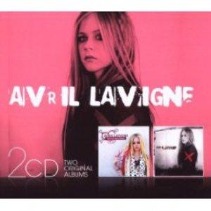 AVRIL LAVIGNE - BEST DAMN THING - UNDER MY SKIN -2CD (CD)