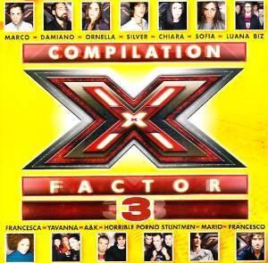 X FACTOR 3 COMPILATION (CD)