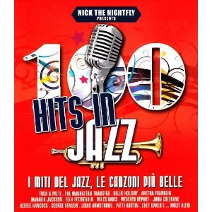 100 HITS IN JAZZ -6CD (CD)