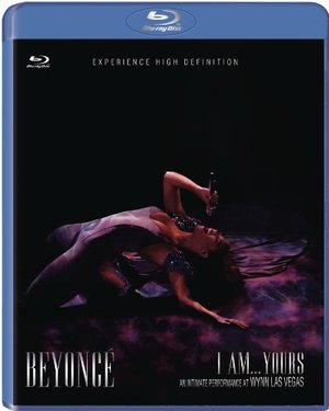 BEYONCE I AM YOURS (BLU-RAY)