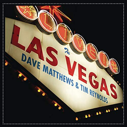 DAVE MATTHEWS & TIM REYNOLDS - LIVE IN LAS VEGAS (CD)