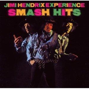 JIMI HENDRIX - SMASH HITS (CD)
