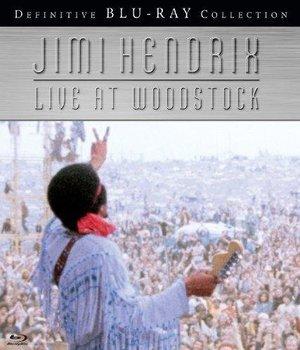 JIMI HENDRIX: LIVE AT WOODSTOCK BLU-RAY