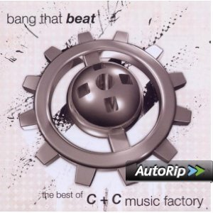 "C & C MUSIC FACTORY - BANG THAT BEAT ""THE BEST OF"" (CD)"