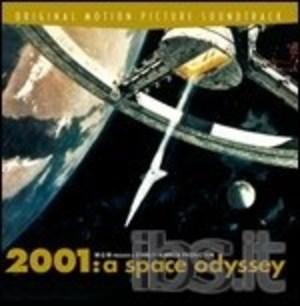 2001 ODISSEA NELLO SPAZIO (CD)