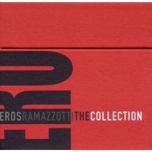 EROS RAMAZZOTTI - THE COLLECTION -5CD (CD)