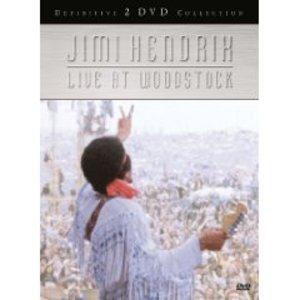 JIMI HENDRIX: LIVE AT WOODSTOCK DVD (1969) (DVD)