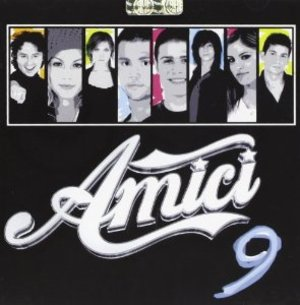 NOVE. AMICI COMPILATION 2010 (CD)