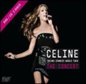 CELINE DION - TAKING CHANCES WORLD TOUR. THE CONCERT -CD+DVD (CD)