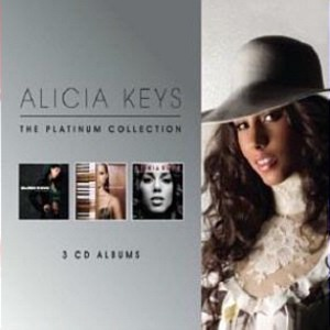 ALICIA KEYS - THE PLATINUM COLLECTION TOUR EDITION -3CD (CD)