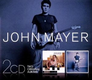 JOHN MAYER - HEAVIER THINGS - ROOM FOR SQUARES -2CD (CD)