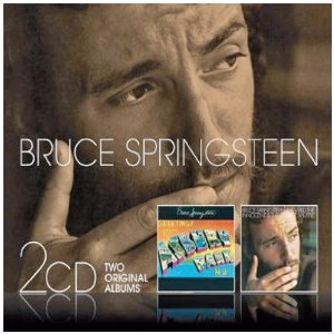 BRUCE SPRINGSTEEN - GREETINGS FROM ASBURY PARK - THE WILD, THE INNOCENT & THE E-STREET SHUFFLE-2CD (CD)