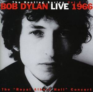 "BOB DYLAN - THE BOOTLEG SERIES VOL 4 - LIVE 1966 ""THE ROYAL ALBE"
