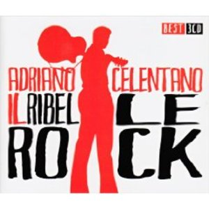 ADRIANO CELENTANO - IL RIBELLE ROCK! -3CD (CD)