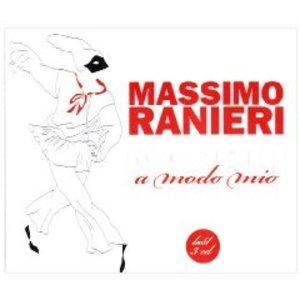 MASSIMO RANIERI - NAPOLI A MODO MIO -3CD (CD)