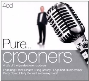 PURE... CROONERS -4CD (CD)