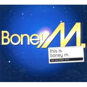 BONEY M. - THIS IS -THE MAGIC OF (CD)