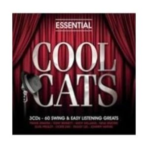 ESSENTIAL COOL CATS -3CD (CD)