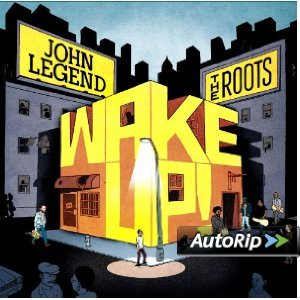 JOHN LEGEND & THE ROOTS - WAKE UP! (DEL.ED.CD+DVD) (CD)