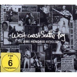 JIMI HENDRIX - WEST COAST SEATTLE BOY. THE JIMI -CD+DVD (CD)
