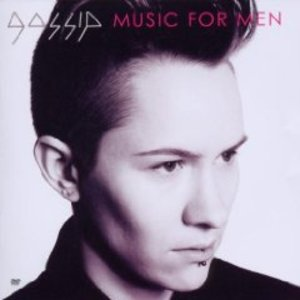 GOSSIP - MUSIC FOR MEN -(REPACKAGE EXTENDED EDITION) (CD)
