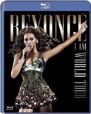 BEYONCE I AM WORLD TOUR (BLU-RAY)