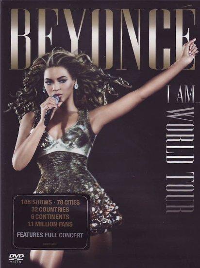 BEYONCE' - I AM...WORLD TOUR (DVD)