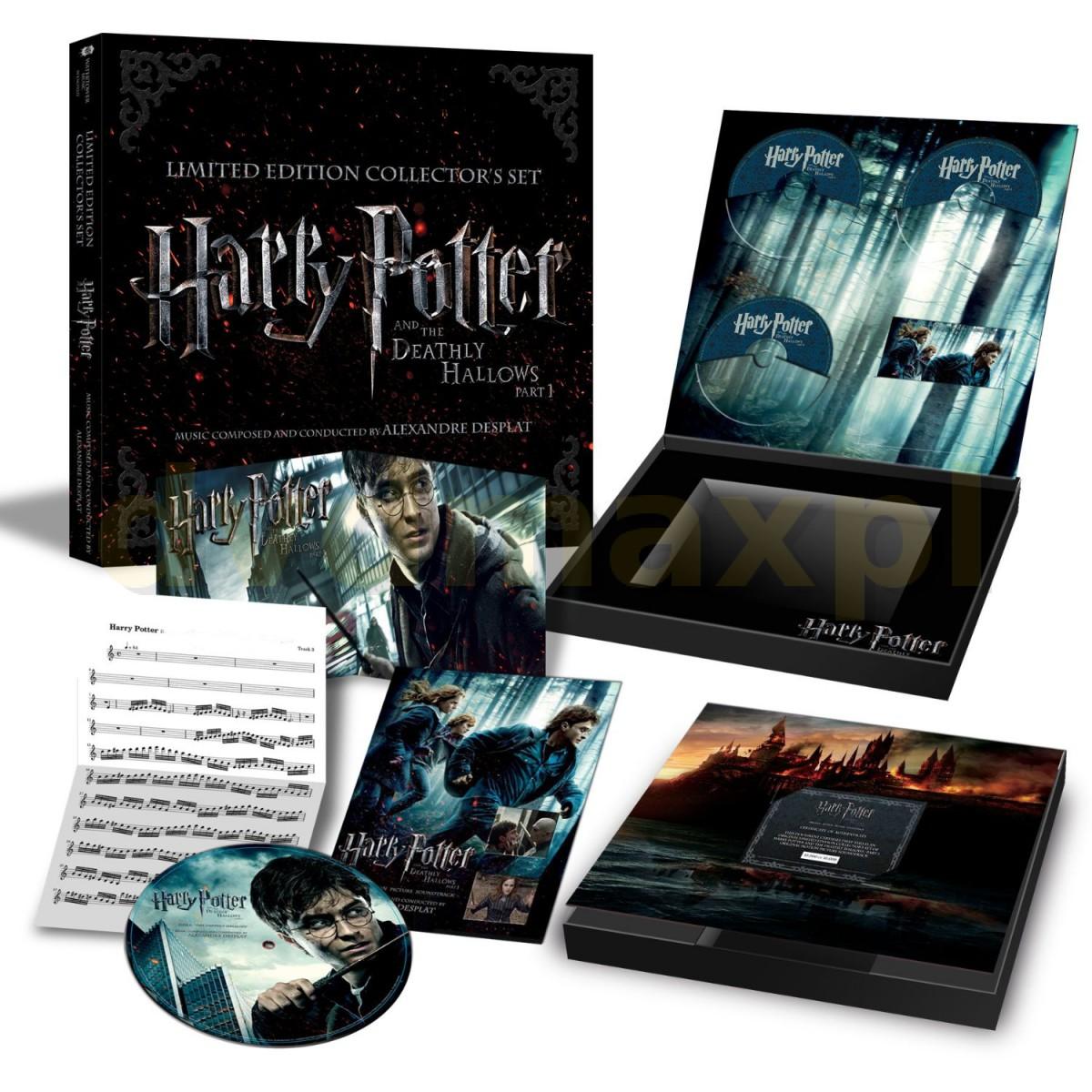 HARRY POTTER E I DONI DELLA MORTE -4CD (CD)