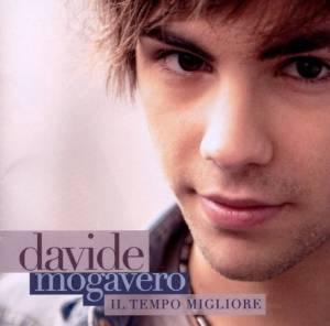 DAVIDE MOGAVERO - IL TEMPO M IGLIORE X FACTOR (CD)