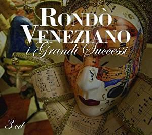 RONDO' VENEZIANO - I GRANDI SUCCESSI -3CD (CD)