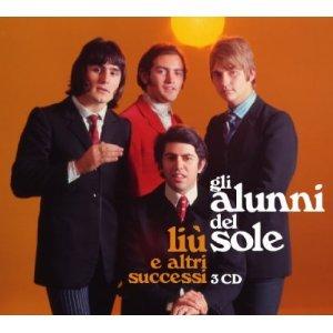 ALUNNI DEL SOLE - LIU' E ALTRI SUCCESSI -3CD (CD)