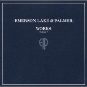 EMERSON LAKE PALMER - WORKS VOL.1 -2CD (CD)