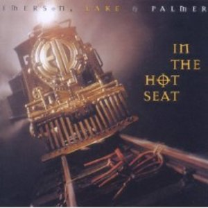EMERSON LAKE PALMER - IN THE HOT SEAT (CD)