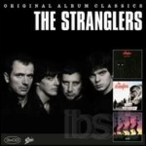 STRANGLERS - ORIGINAL ALBUM CLASSICSNIVERSITY 1963 -3CD (CD)
