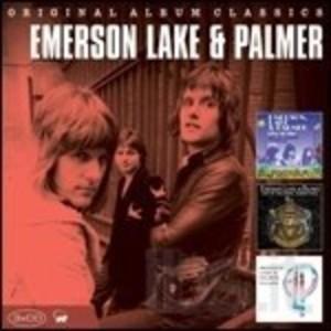 EMERSON LAKE PALMER - ORIGINAL ALBUM CLASSICS (CD)