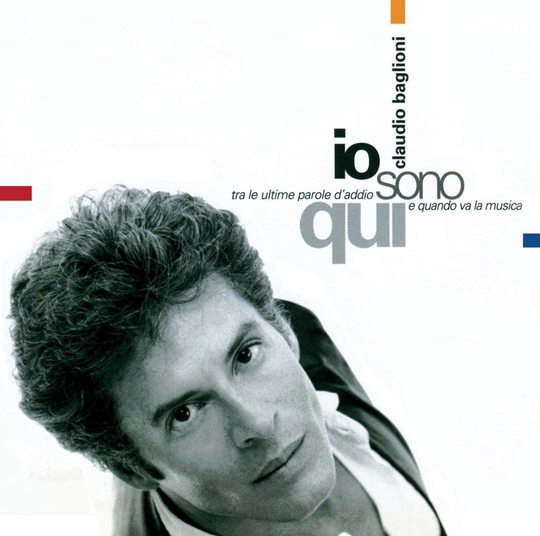 CLAUDIO BAGLIONI - IO SONO QUI (CD)