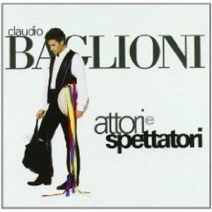 CLAUDIO BAGLIONI - ATTORI E SPETTATORI -2CD (CD)