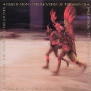 PAUL SIMON - THE RHYTHM OF THE SAINTS (CD)