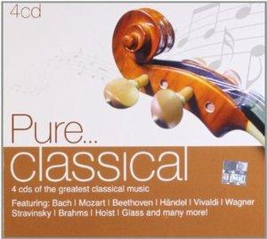PURE... CLASSICAL -4CD (CD)