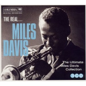 MILES DAVIS - THE REAL -3CD (CD)