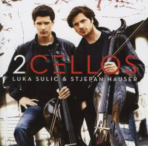 2 CELLOS - 2 CELLOS (CD)
