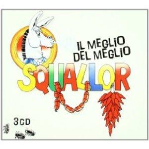 SQUALLOR - IL MEGLIO DEL MEGLIO -3CD (CD)