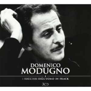DOMENICO MODUGNO - I SUCCESSI DELL'UOMO IN FRACK -3CD (CD)