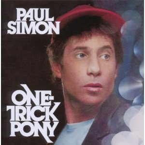 PAUL SIMON - ONE TRICK PONY (CD)