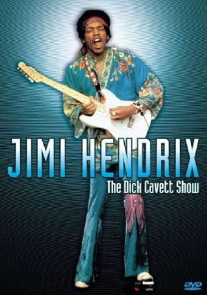 JIMI HENDRIX - THE DICK CAVETT SHOW (DVD)